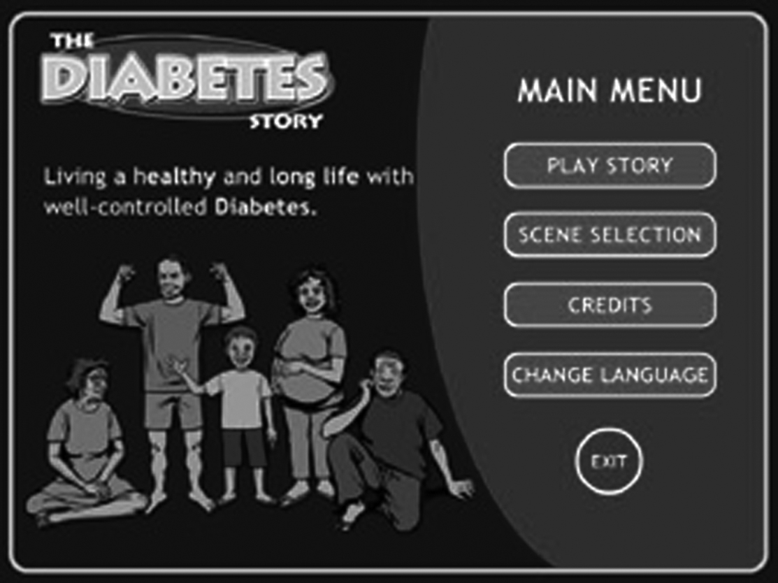 The diabetes story: living a healthy and long life with well controlled diabetes