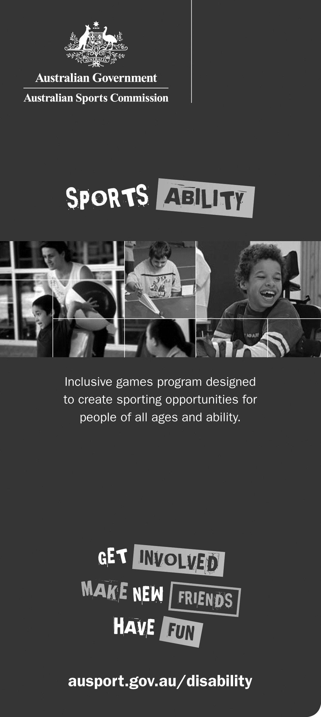 Sports ability: Indigenous sports ability activity cards