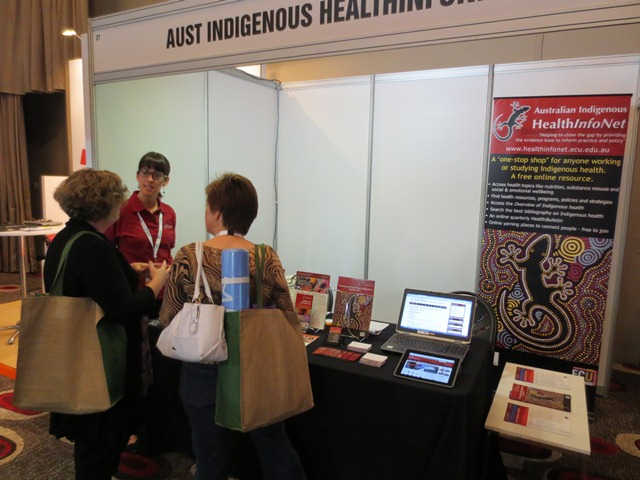 Delegates at the Australian Practice Nurses Association (APNA) Conference, Melbourne, 4 May 2013