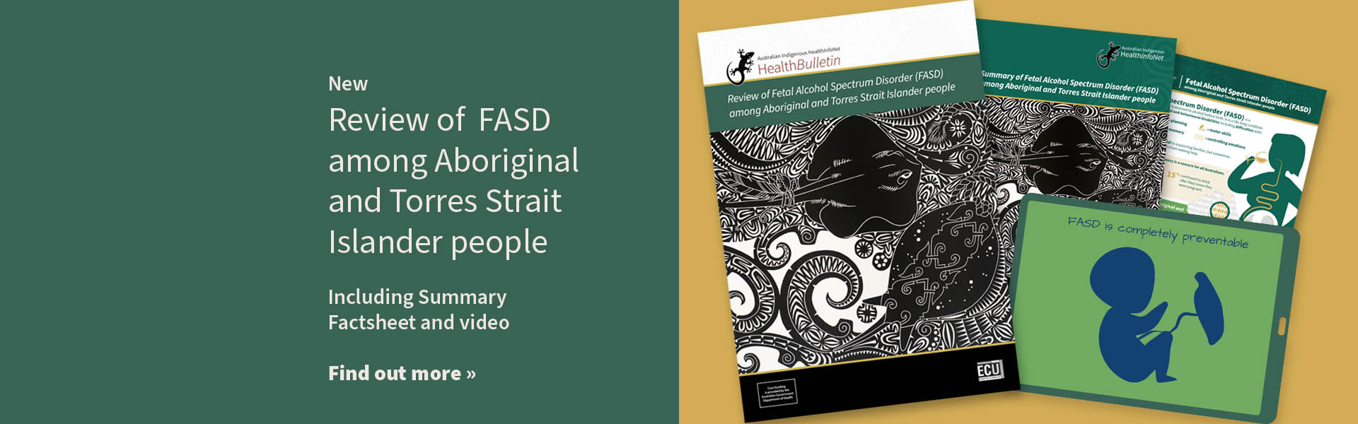 Banner - FASD