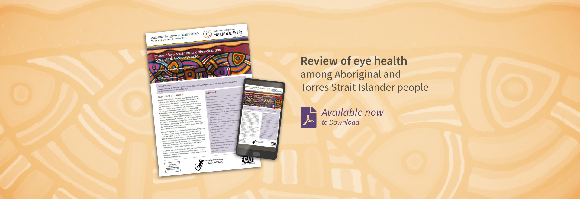 Eye health review