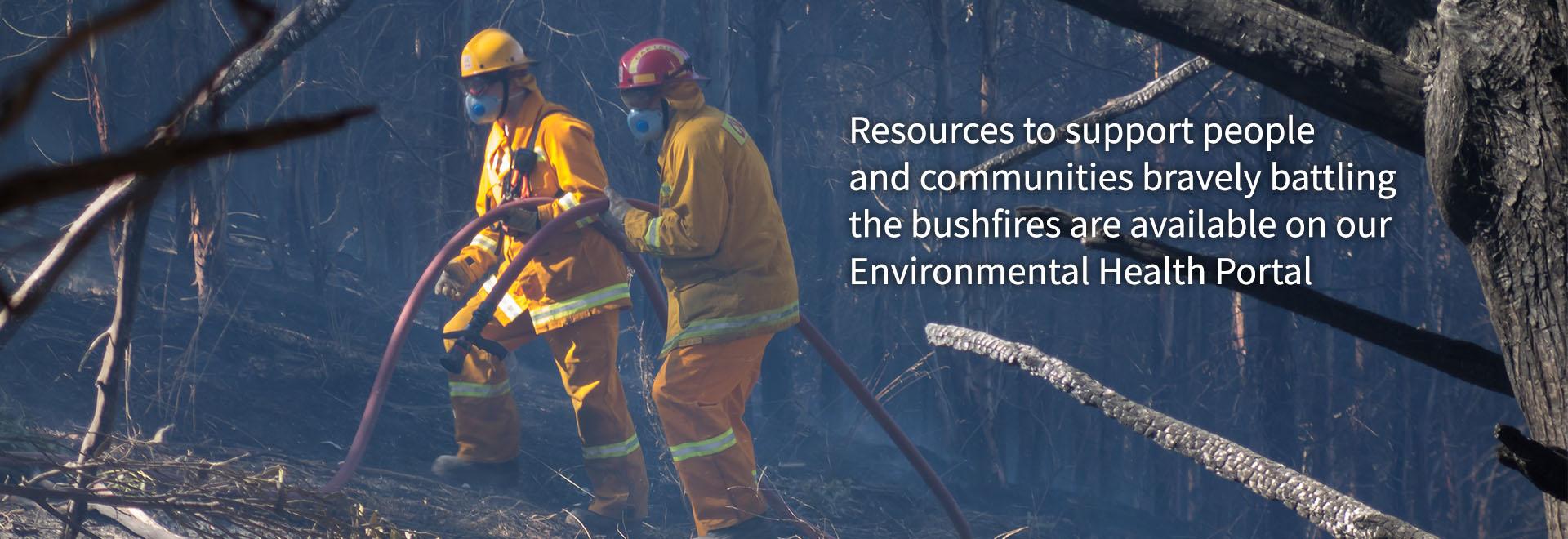 Bushfire resources