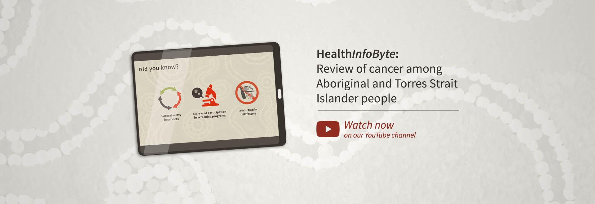 Cancer HealthInfoByte