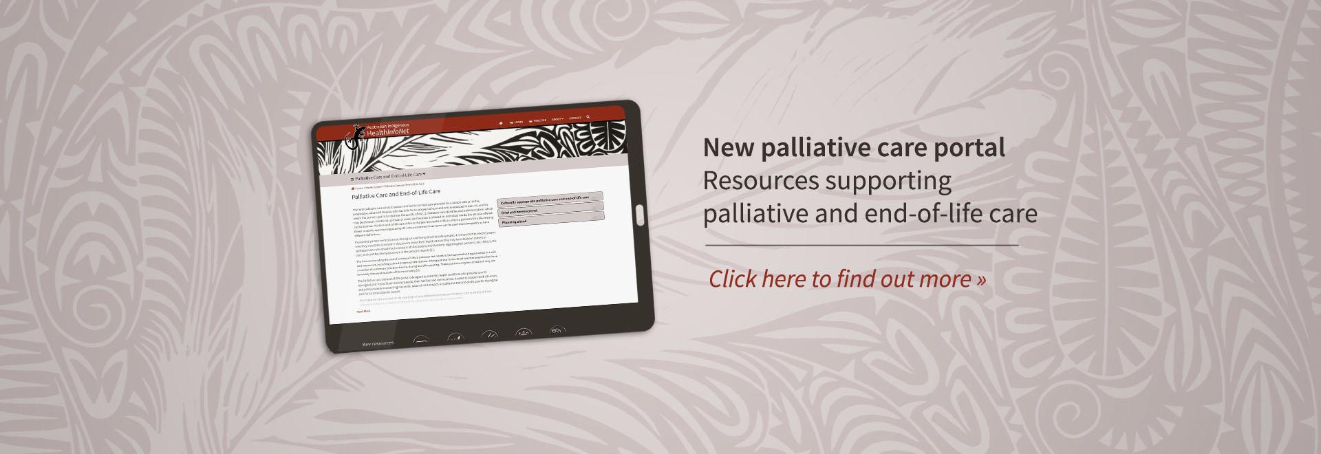 Palliative Care Portal